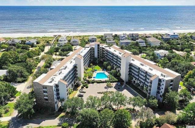 423 Parker Dr. #606, Pawleys Island, SC 29585 (MLS #2022452) :: Welcome Home Realty