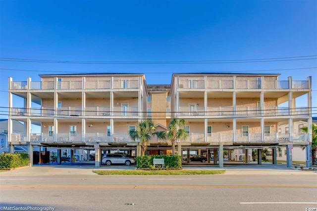 817 S Ocean Blvd. #204, North Myrtle Beach, SC 29582 (MLS #2022455) :: Dunes Realty Sales