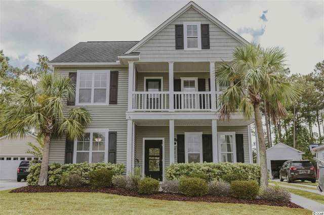 449 Emerson Dr., Myrtle Beach, SC 29579 (MLS #2022470) :: Garden City Realty, Inc.