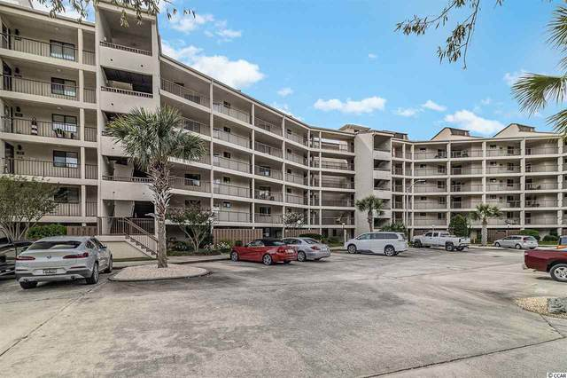 4440 Nassau Ct. #307, Little River, SC 29566 (MLS #2022481) :: Jerry Pinkas Real Estate Experts, Inc