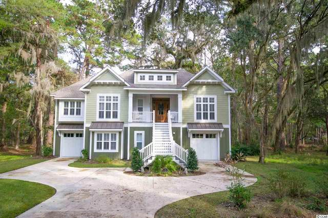 1033 Tuckers Rd., Pawleys Island, SC 29585 (MLS #2022496) :: Hawkeye Realty