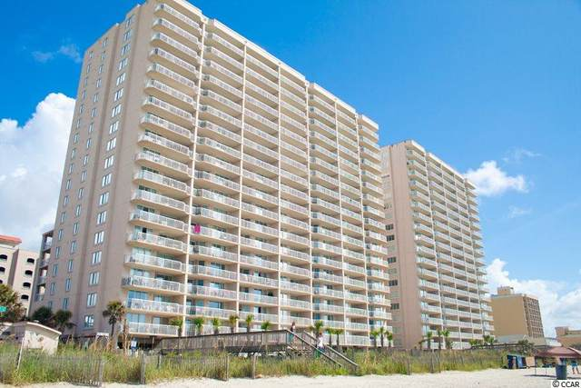 1625 S Ocean Blvd. #501, North Myrtle Beach, SC 29582 (MLS #2022508) :: The Greg Sisson Team with RE/MAX First Choice