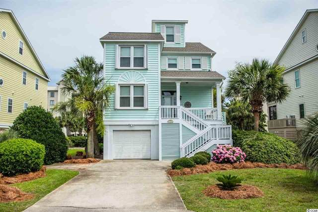 57 Rookery Trail, Pawleys Island, SC 29585 (MLS #2022510) :: The Litchfield Company