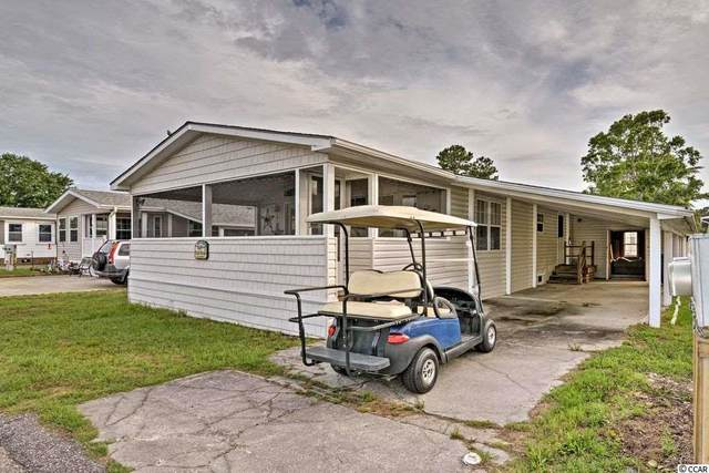 431 Hazelwood Dr., Surfside Beach, SC 29575 (MLS #2022530) :: The Trembley Group | Keller Williams