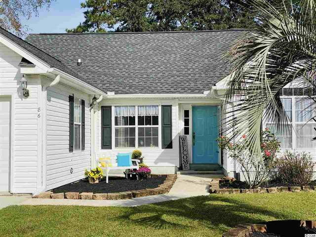 86 Robert Conway Ct., Georgetown, SC 29440 (MLS #2022534) :: Coastal Tides Realty