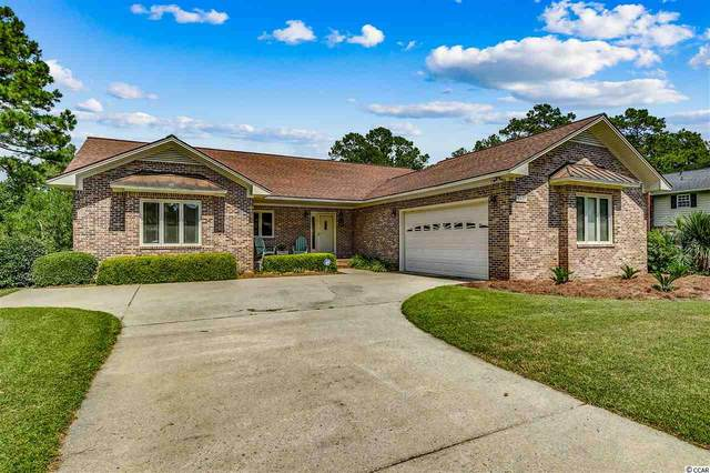 4497 Lake Circle Dr., Little River, SC 29566 (MLS #2022549) :: The Lachicotte Company