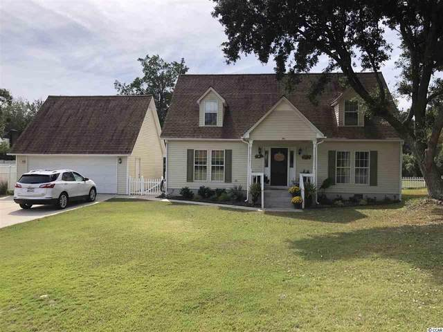 1013 Pearlie St., North Myrtle Beach, SC 29582 (MLS #2022550) :: Armand R Roux | Real Estate Buy The Coast LLC