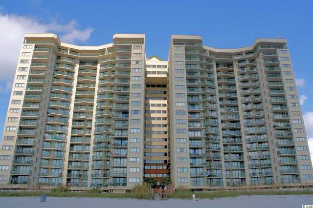 201 Ocean Blvd. S, North Myrtle Beach, SC 29582 (MLS #2022552) :: Armand R Roux | Real Estate Buy The Coast LLC