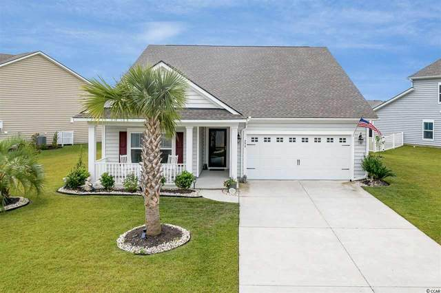 299 Harbison Circle, Myrtle Beach, SC 29579 (MLS #2022562) :: James W. Smith Real Estate Co.