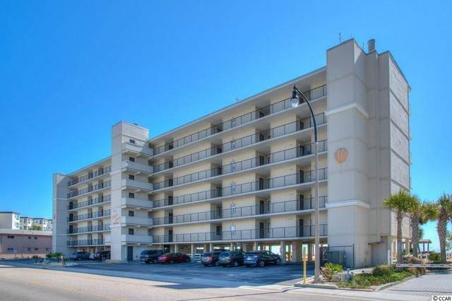 4605 S Ocean Blvd. E-5, North Myrtle Beach, SC 29582 (MLS #2022587) :: The Lachicotte Company