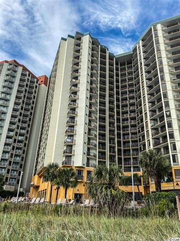 2710 N Ocean Blvd. #204, Myrtle Beach, SC 29577 (MLS #2022588) :: The Lachicotte Company