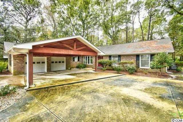 1468 Crooked Pine Dr., Surfside Beach, SC 29575 (MLS #2022613) :: Sloan Realty Group