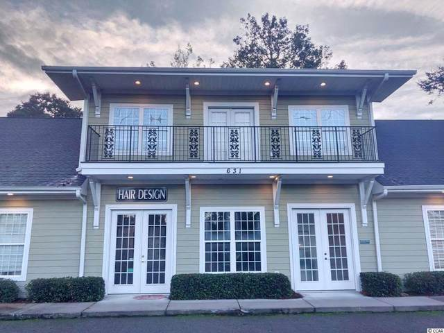 631 Bellamy Ave., Murrells Inlet, SC 29576 (MLS #2022627) :: The Litchfield Company