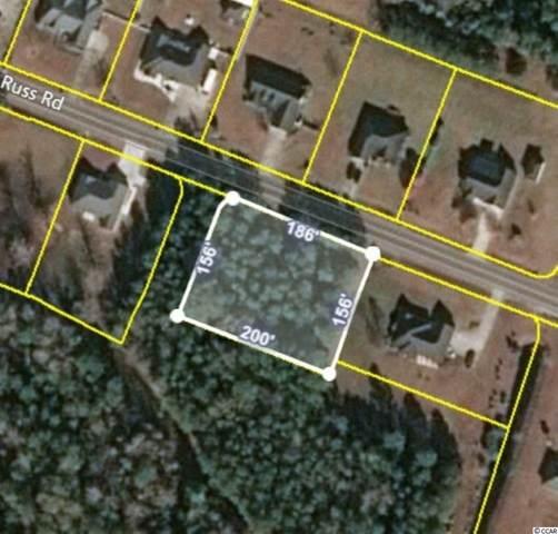 300 Russ Rd., Loris, SC 29569 (MLS #2022635) :: The Lachicotte Company
