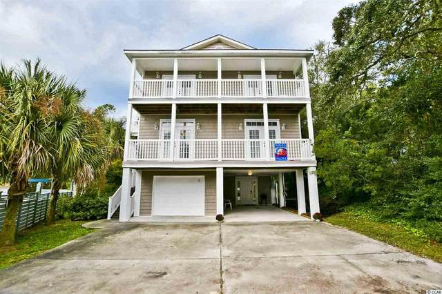 219 Sandcrest Dr., North Myrtle Beach, SC 29582 (MLS #2022646) :: Jerry Pinkas Real Estate Experts, Inc