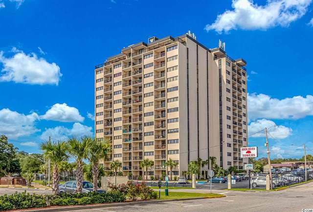 601 Mitchell Dr. #407, Myrtle Beach, SC 29577 (MLS #2022663) :: James W. Smith Real Estate Co.