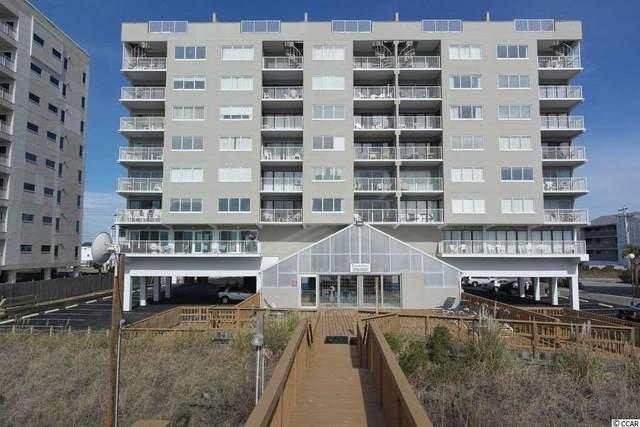 5806 N Ocean Blvd. #203, North Myrtle Beach, SC 29582 (MLS #2022676) :: Sloan Realty Group