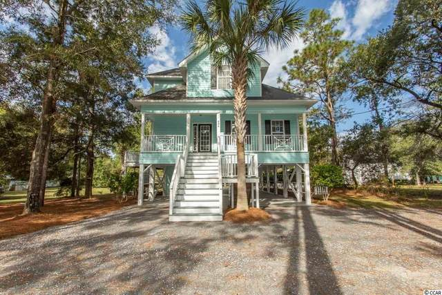 595 Kings River Rd., Pawleys Island, SC 29585 (MLS #2022697) :: The Lachicotte Company