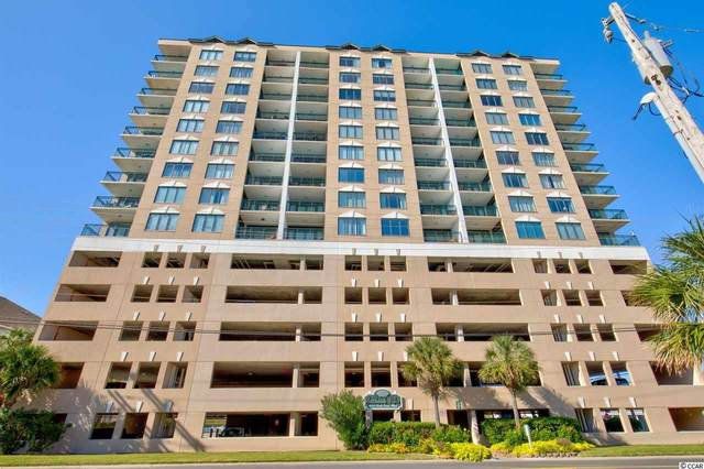 4103 N Ocean Blvd. #406, North Myrtle Beach, SC 29582 (MLS #2022710) :: The Hoffman Group
