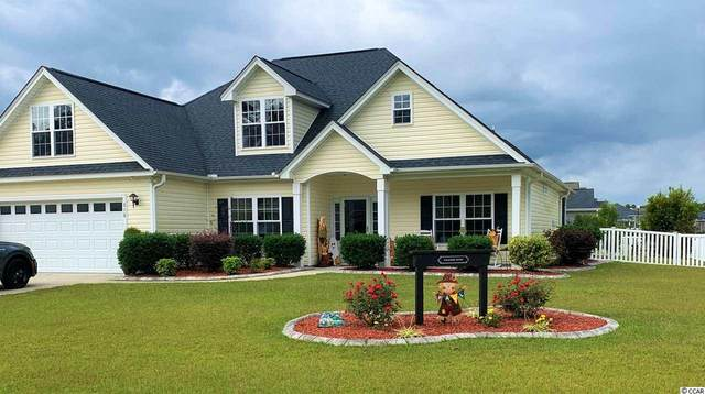 316 Hillsborough Dr., Conway, SC 29526 (MLS #2022711) :: The Lachicotte Company