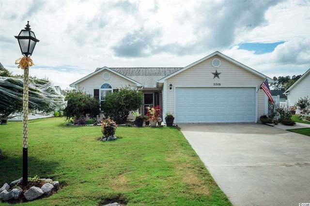2208 Brick Dr., Longs, SC 29568 (MLS #2022726) :: James W. Smith Real Estate Co.