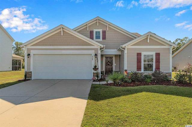 468 Mattamushkeet Dr., Little River, SC 29566 (MLS #2022756) :: The Hoffman Group