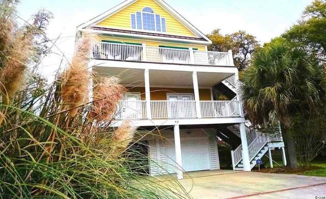 43 Windy Ln., Pawleys Island, SC 29585 (MLS #2022769) :: Coastal Tides Realty