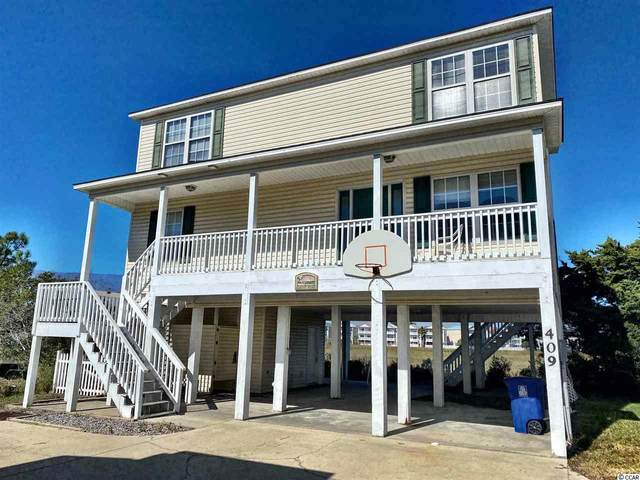 409 26th Ave N, North Myrtle Beach, SC 29582 (MLS #2022772) :: Grand Strand Homes & Land Realty