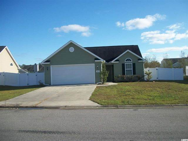 481 Irees Way, Longs, SC 29568 (MLS #2022790) :: Welcome Home Realty