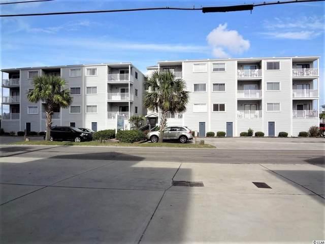 5709 N Ocean Blvd. D-205, North Myrtle Beach, SC 29582 (MLS #2022797) :: Grand Strand Homes & Land Realty