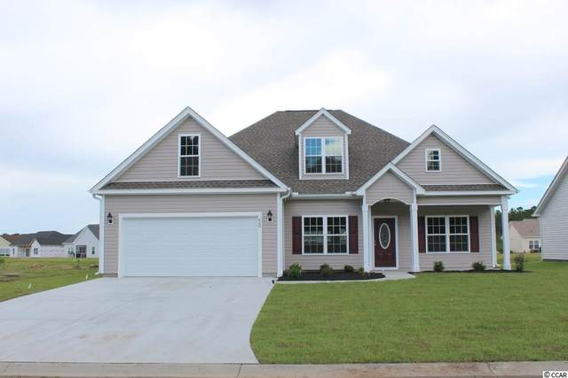 536 Whiddy Loop, Conway, SC 29526 (MLS #2022808) :: The Lachicotte Company