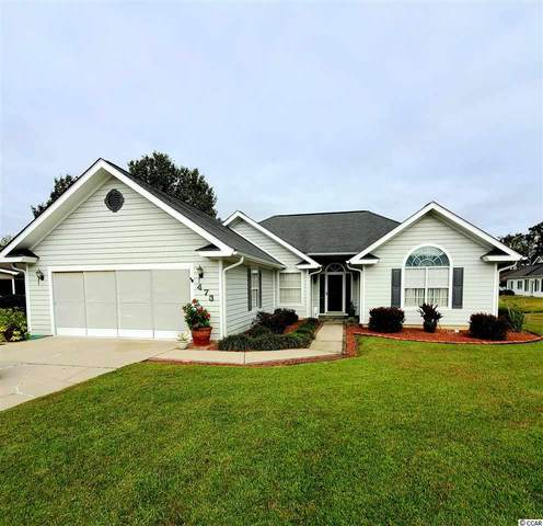 473 Deer Watch Circle, Longs, SC 29568 (MLS #2022815) :: Sloan Realty Group