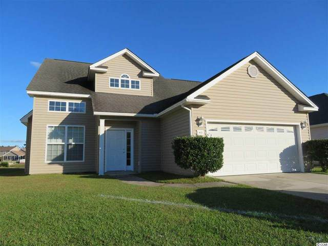412 Sea Turtle Dr., Myrtle Beach, SC 29588 (MLS #2022840) :: The Lachicotte Company