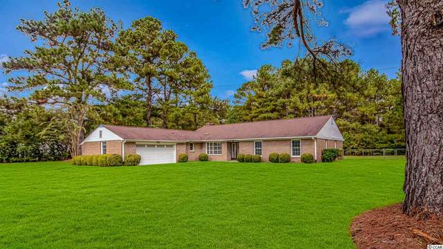 3896 Old Buck Creek Rd., Longs, SC 29568 (MLS #2022871) :: Sloan Realty Group