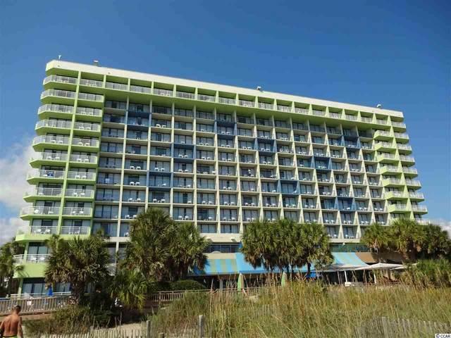 1105 S Ocean Blvd. #730, Myrtle Beach, SC 29577 (MLS #2022884) :: Armand R Roux | Real Estate Buy The Coast LLC