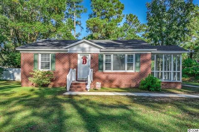 406 12th Ave., Conway, SC 29526 (MLS #2022903) :: Sloan Realty Group