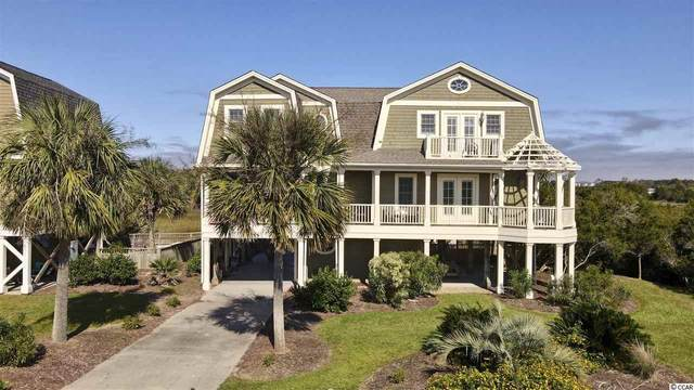 1055 Tide Ridge Dr., Holden Beach, NC 28462 (MLS #2022914) :: Armand R Roux | Real Estate Buy The Coast LLC