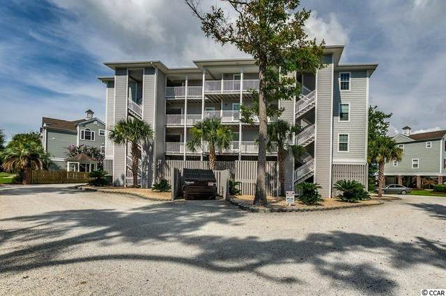423 Surfside Dr. #204, Surfside Beach, SC 29575 (MLS #2022916) :: Coastal Tides Realty