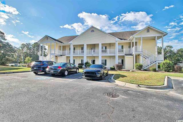 5798 Longwood Dr. #201, Murrells Inlet, SC 29576 (MLS #2022920) :: The Greg Sisson Team with RE/MAX First Choice