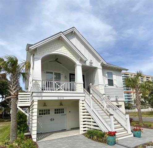 5222 Ocean Village Dr., Myrtle Beach, SC 29577 (MLS #2022938) :: Welcome Home Realty