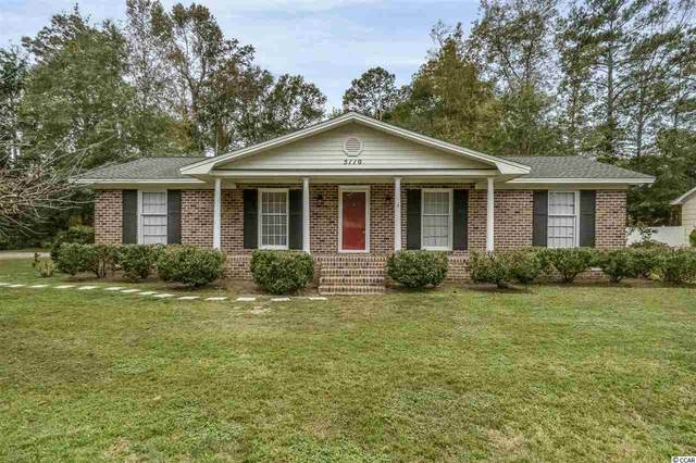 5110 Converse Dr., Conway, SC 29526 (MLS #2022941) :: Grand Strand Homes & Land Realty