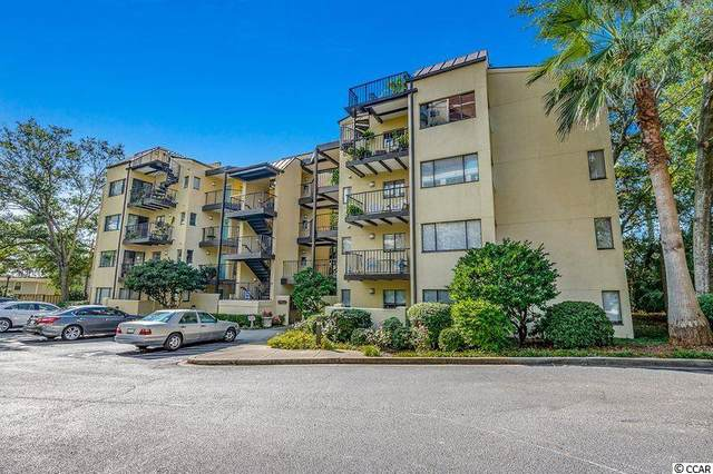 7600 N Ocean Blvd. #103, Myrtle Beach, SC 29572 (MLS #2022955) :: The Lachicotte Company