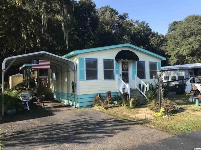 67 Saxon Ct., Murrells Inlet, SC 29576 (MLS #2022964) :: James W. Smith Real Estate Co.