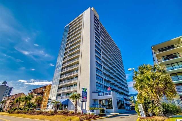 5511 N Ocean Blvd. #704, Myrtle Beach, SC 29577 (MLS #2022967) :: The Greg Sisson Team with RE/MAX First Choice