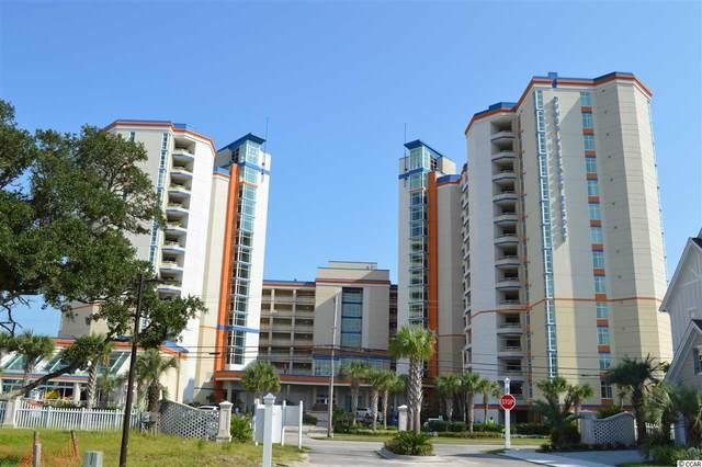 5300 Ocean Blvd. N #320, Myrtle Beach, SC 29577 (MLS #2022974) :: The Litchfield Company