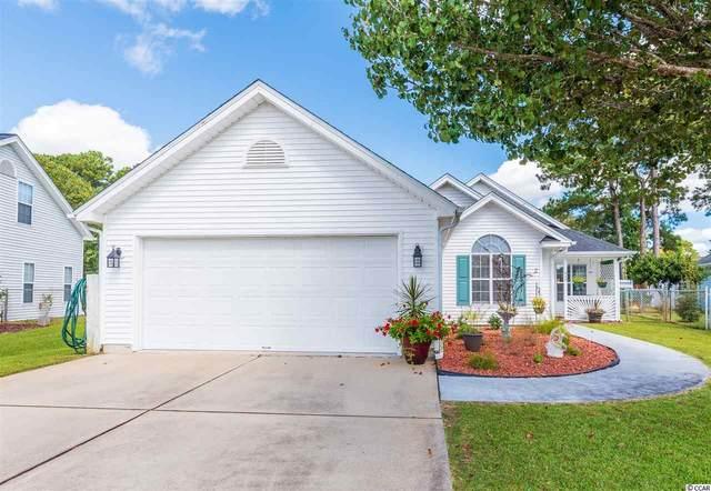 449 Mallard Lake Circle, Myrtle Beach, SC 29575 (MLS #2022981) :: Duncan Group Properties
