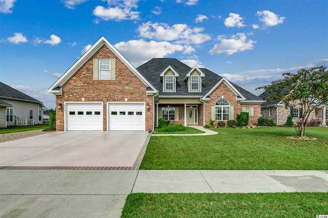 8713 Coosaw Ct., Myrtle Beach, SC 29579 (MLS #2022982) :: Sloan Realty Group