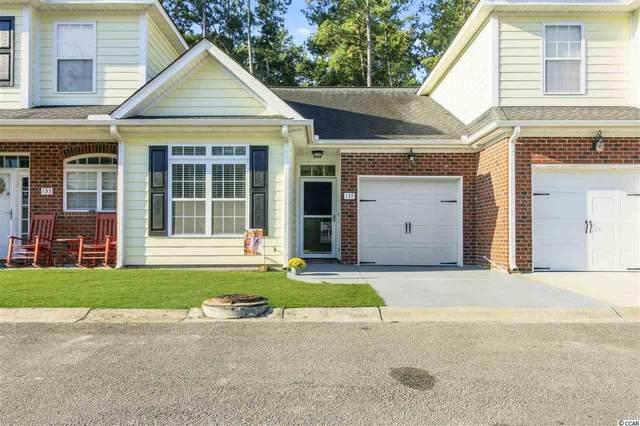 137 Jamestown Landing Rd. #137, Garden City Beach, SC 29576 (MLS #2022983) :: Jerry Pinkas Real Estate Experts, Inc