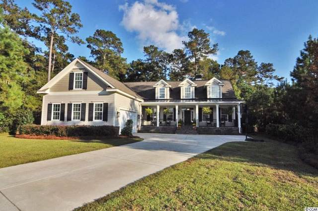 60 Rose Bud Ct., Murrells Inlet, SC 29576 (MLS #2022990) :: Armand R Roux | Real Estate Buy The Coast LLC
