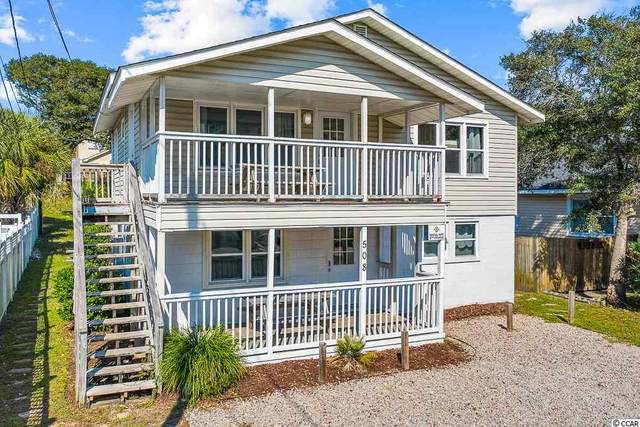 508 S Hillside Dr., North Myrtle Beach, SC 29582 (MLS #2022993) :: Grand Strand Homes & Land Realty